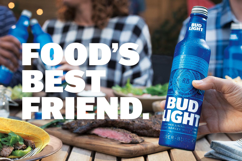 Bud Light Food
