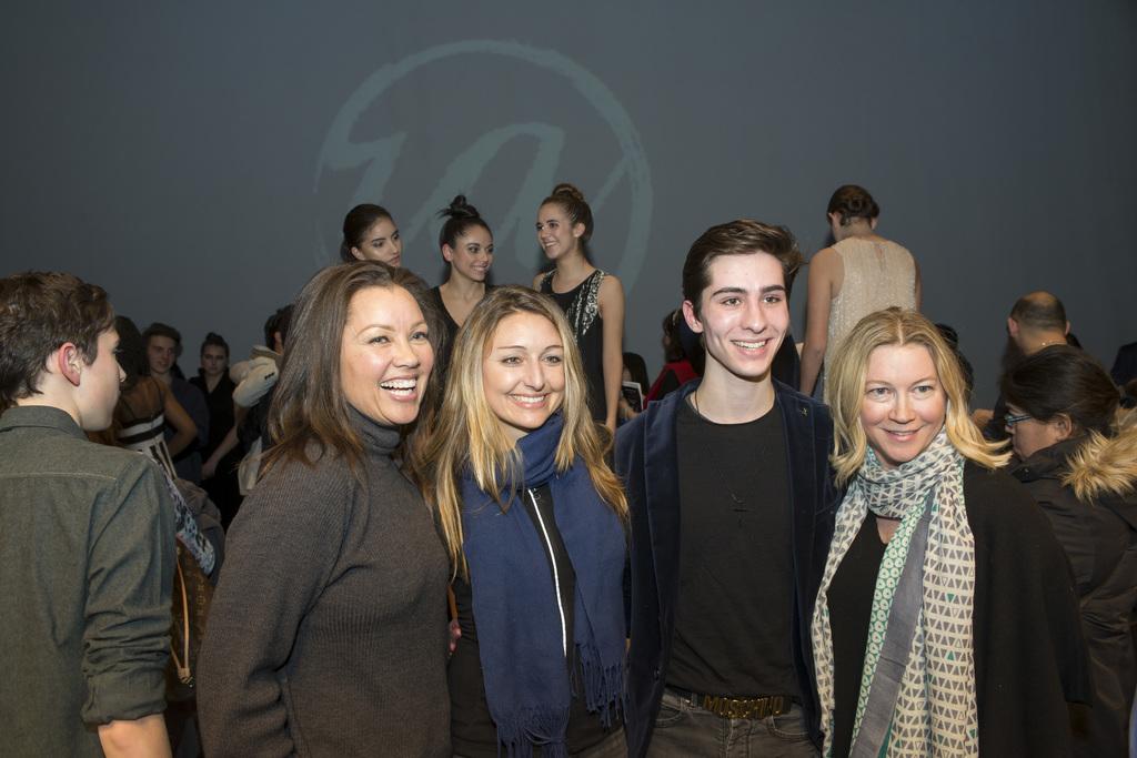 Ryan Matthew x The Harvey School Ubuntu Fashion Show 2016