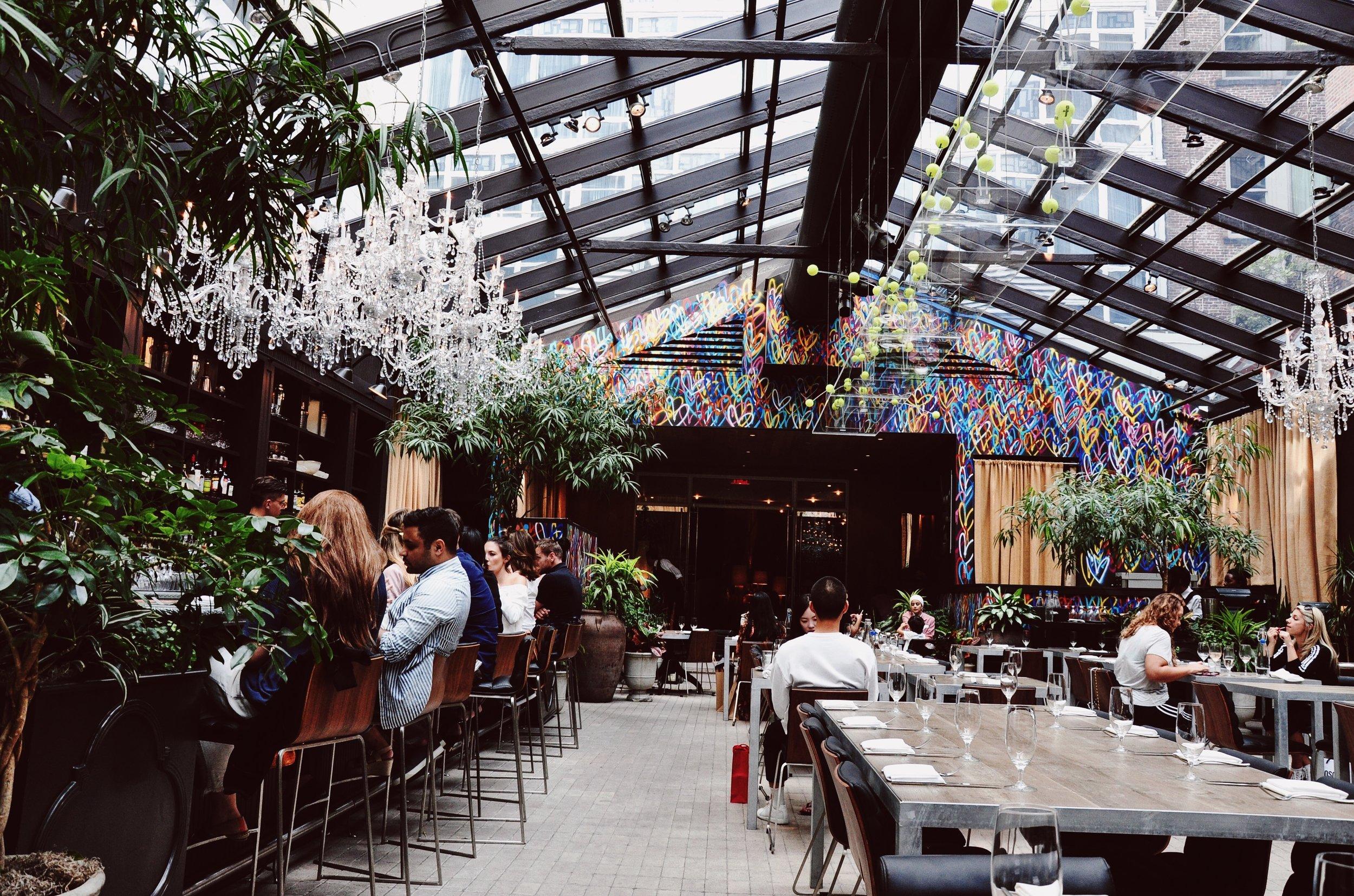 NoMo Soho Kitchen Restaurant in NYC