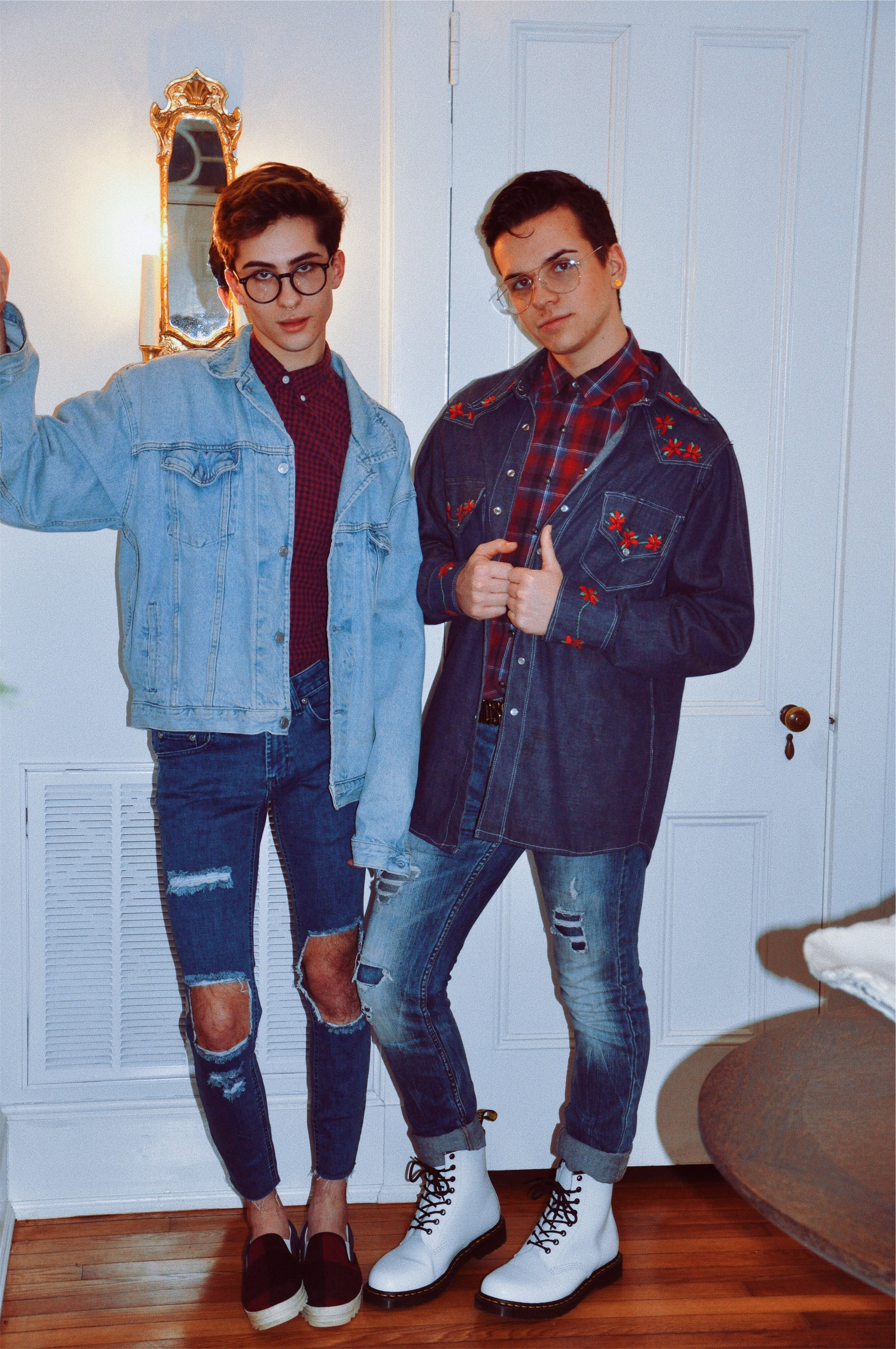 Matchy Matchy with Our Vintage Denim