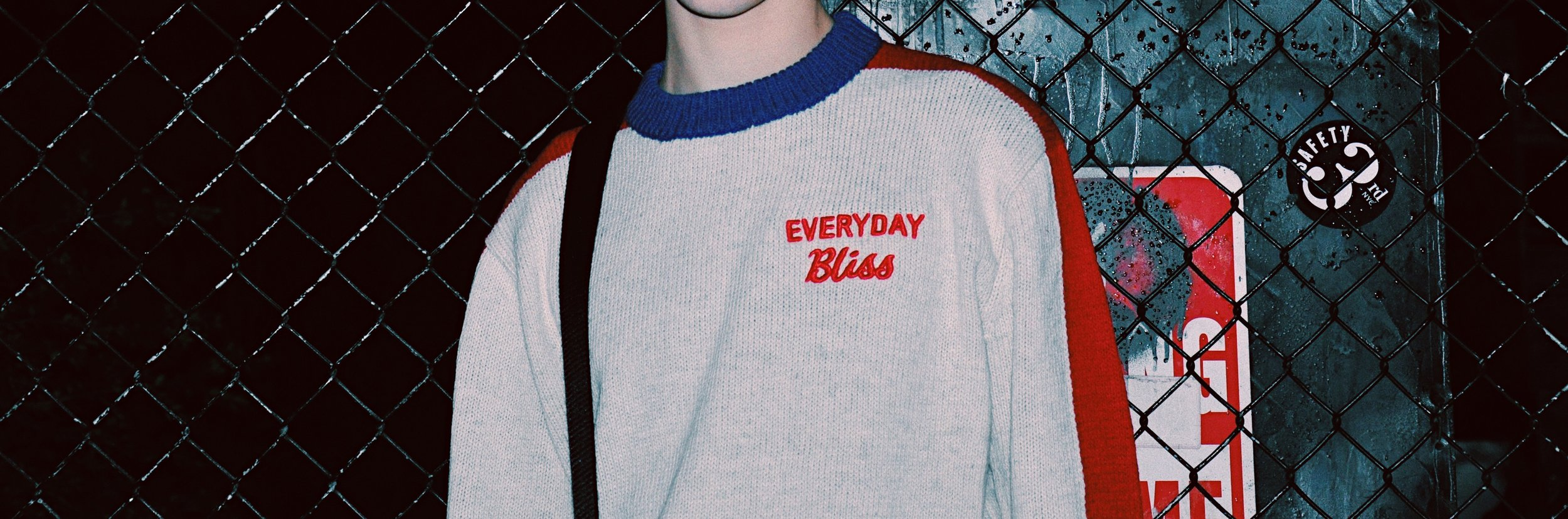 "Unif ""Everyday Bliss"" Sweater Details"