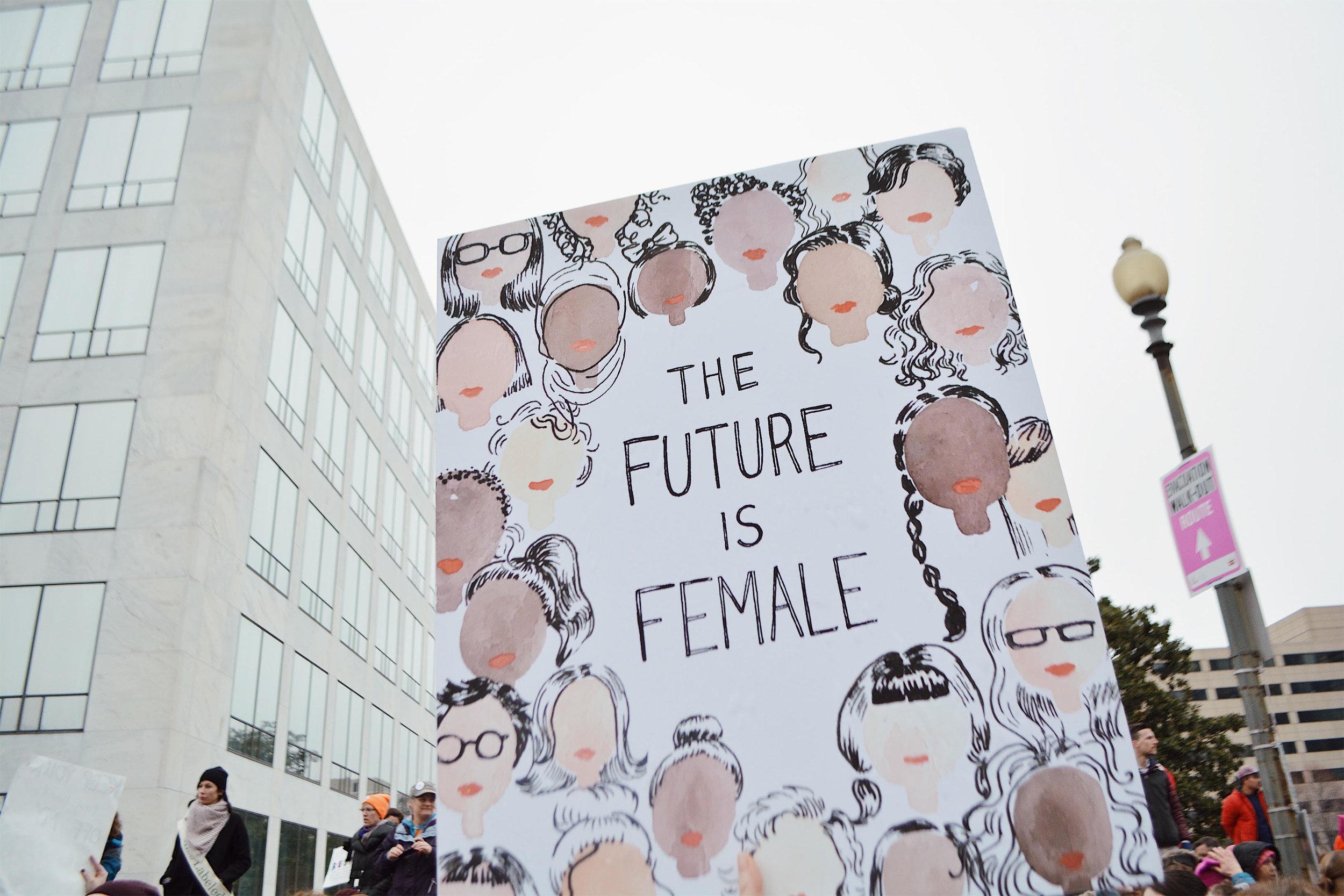 Inside the Women's March