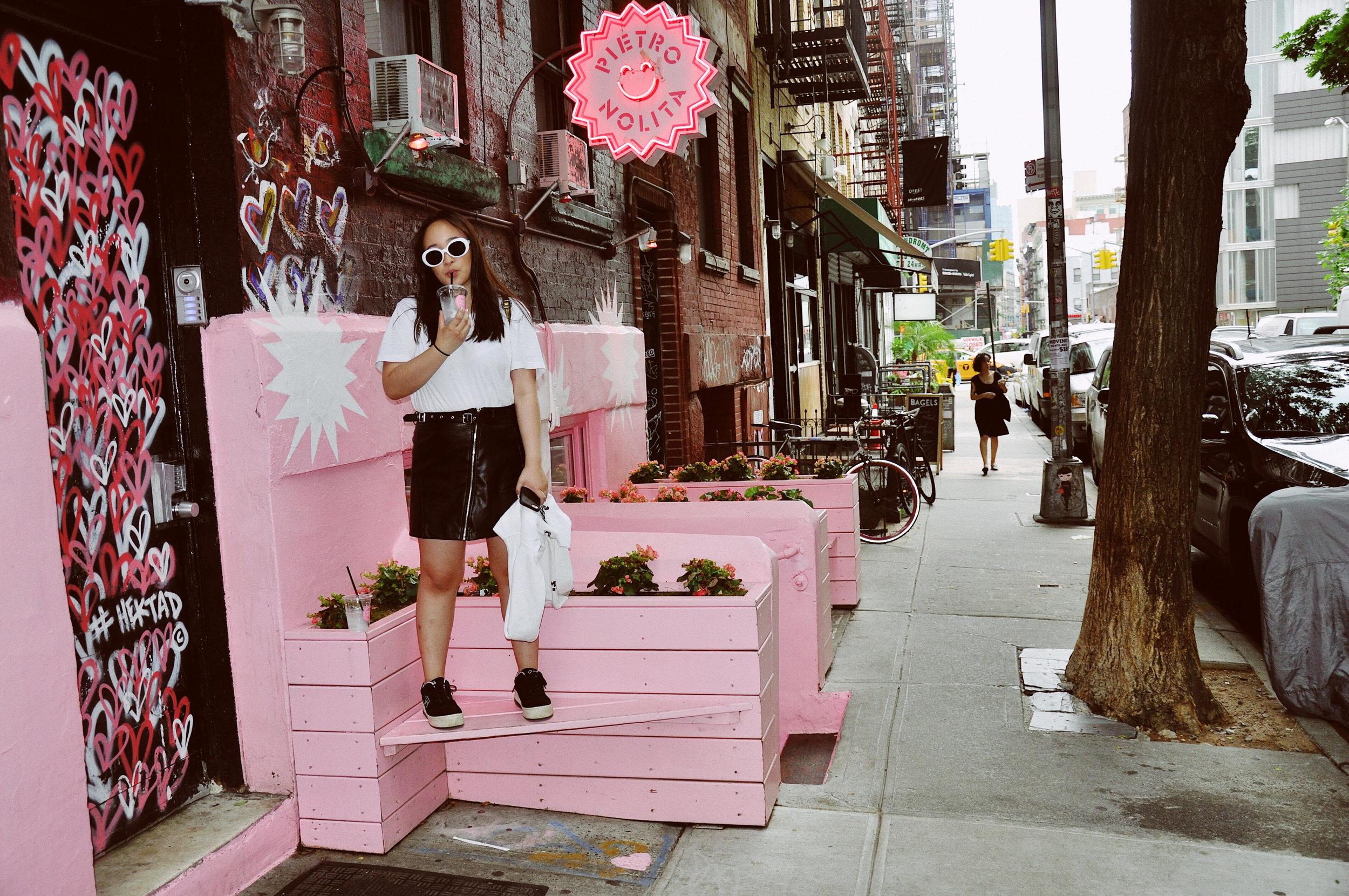 Pietro Nolita, Lower East Side