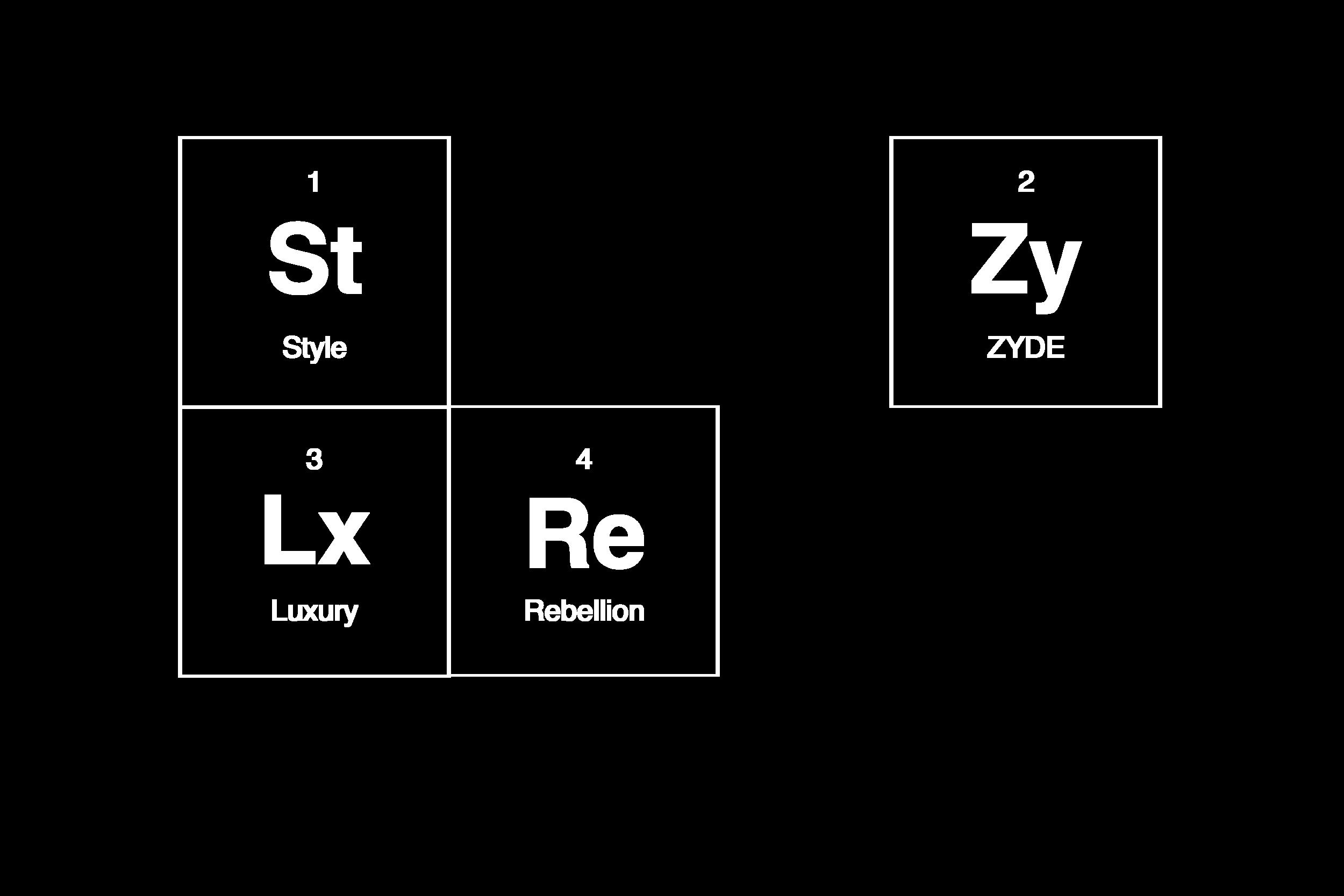 ZYDE ELEMENTS