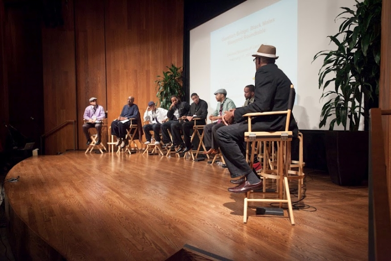 Blueprint Roundtable Discussion, Oakland Museum of California