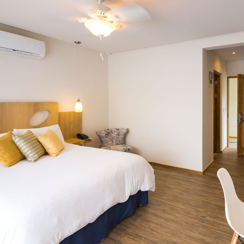 Standard Room bedroom Hotel Costa Rica.jpg