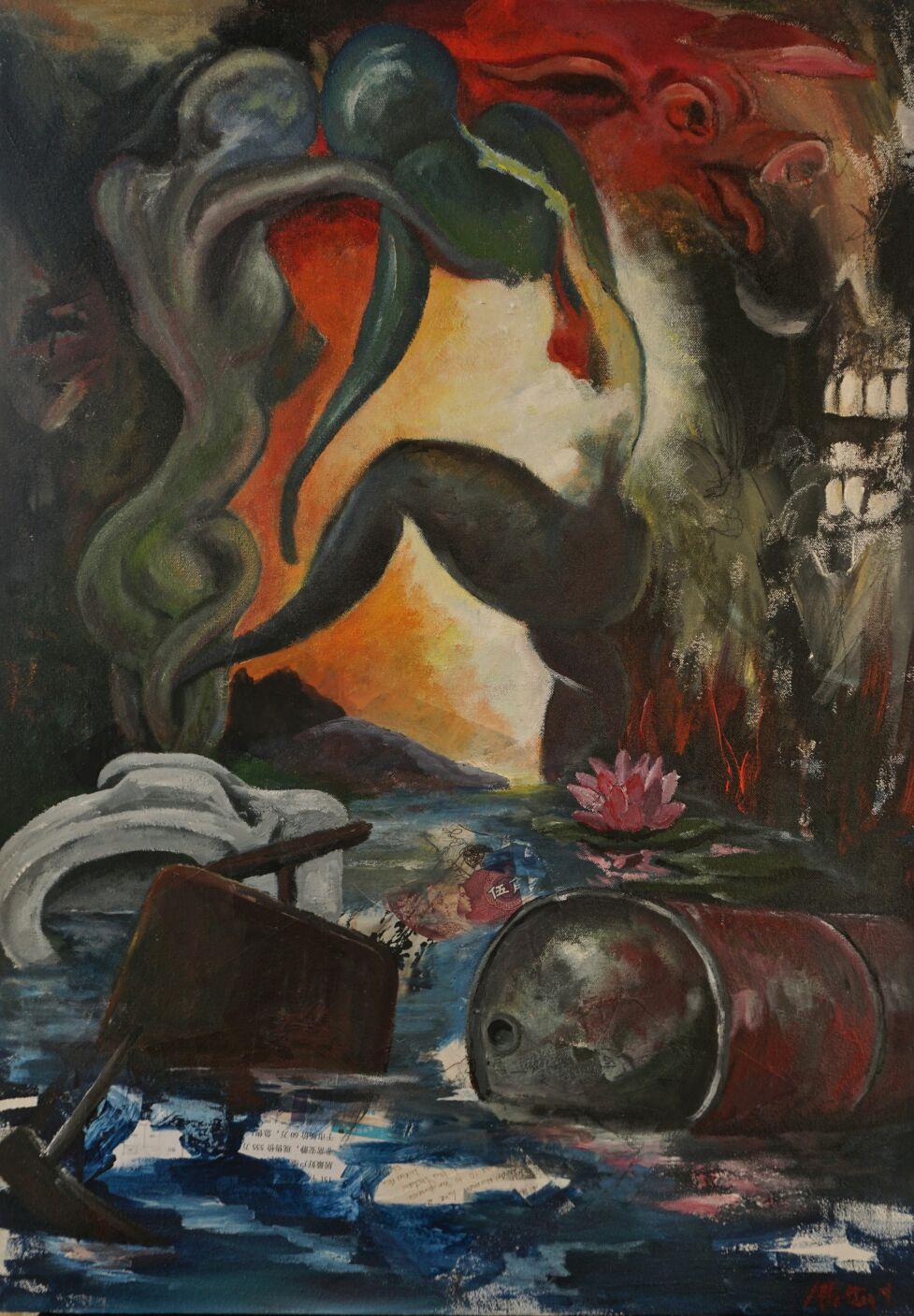 Feminazi Drift - Metamorphose Series