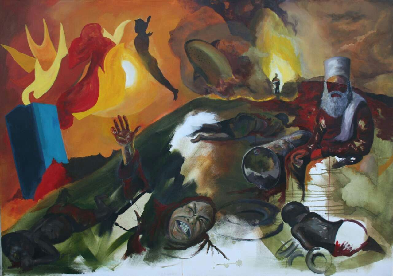 The Hubrists - Phantasmagoria Series