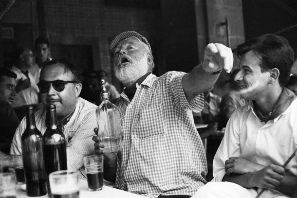 Join the writers' group and become the next Hemingway!