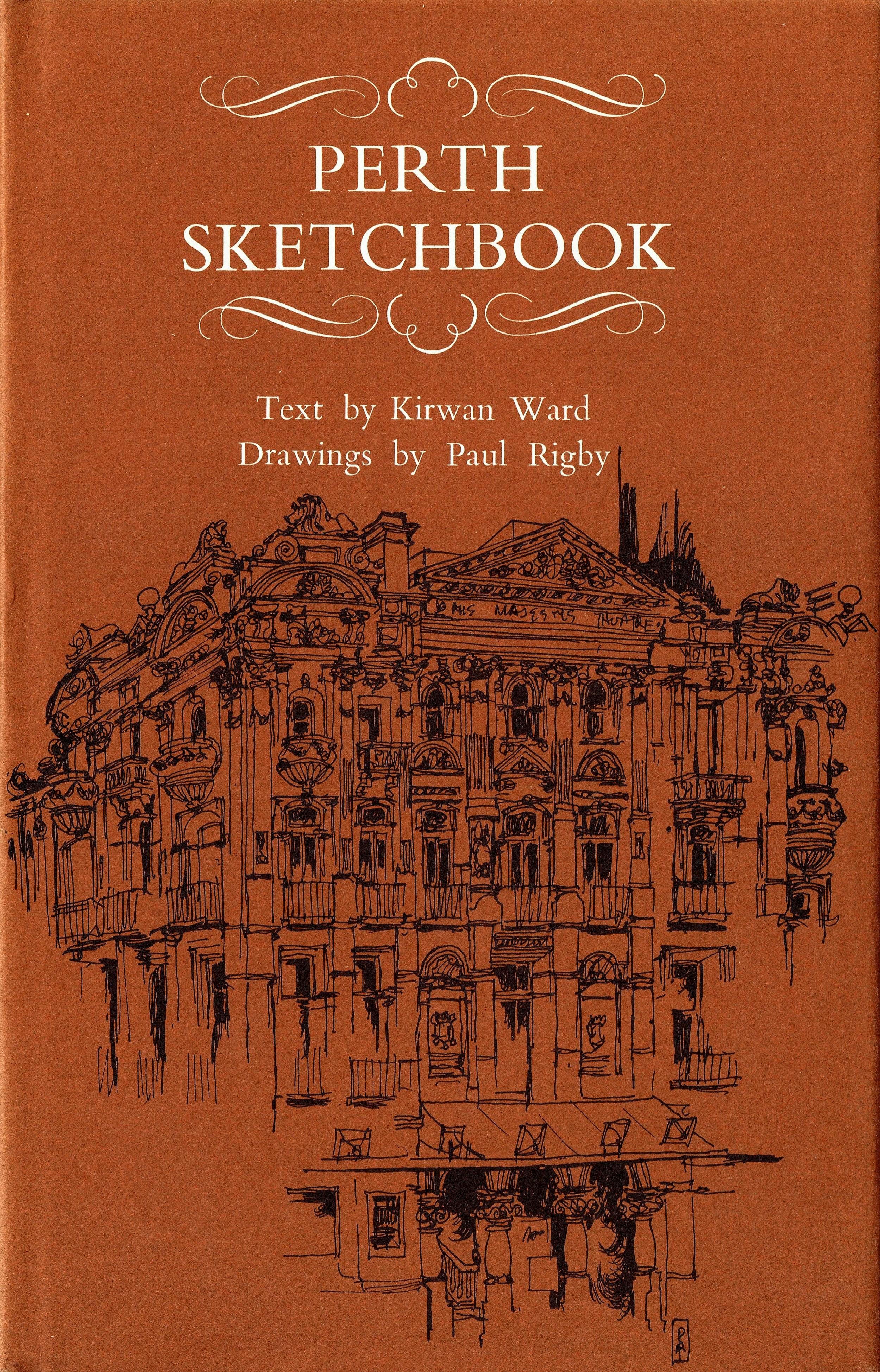 Perth-Sketchbook
