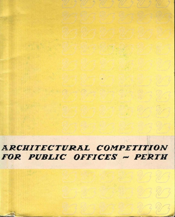 Architectural Competition for Public Offices - Perth   WA Government