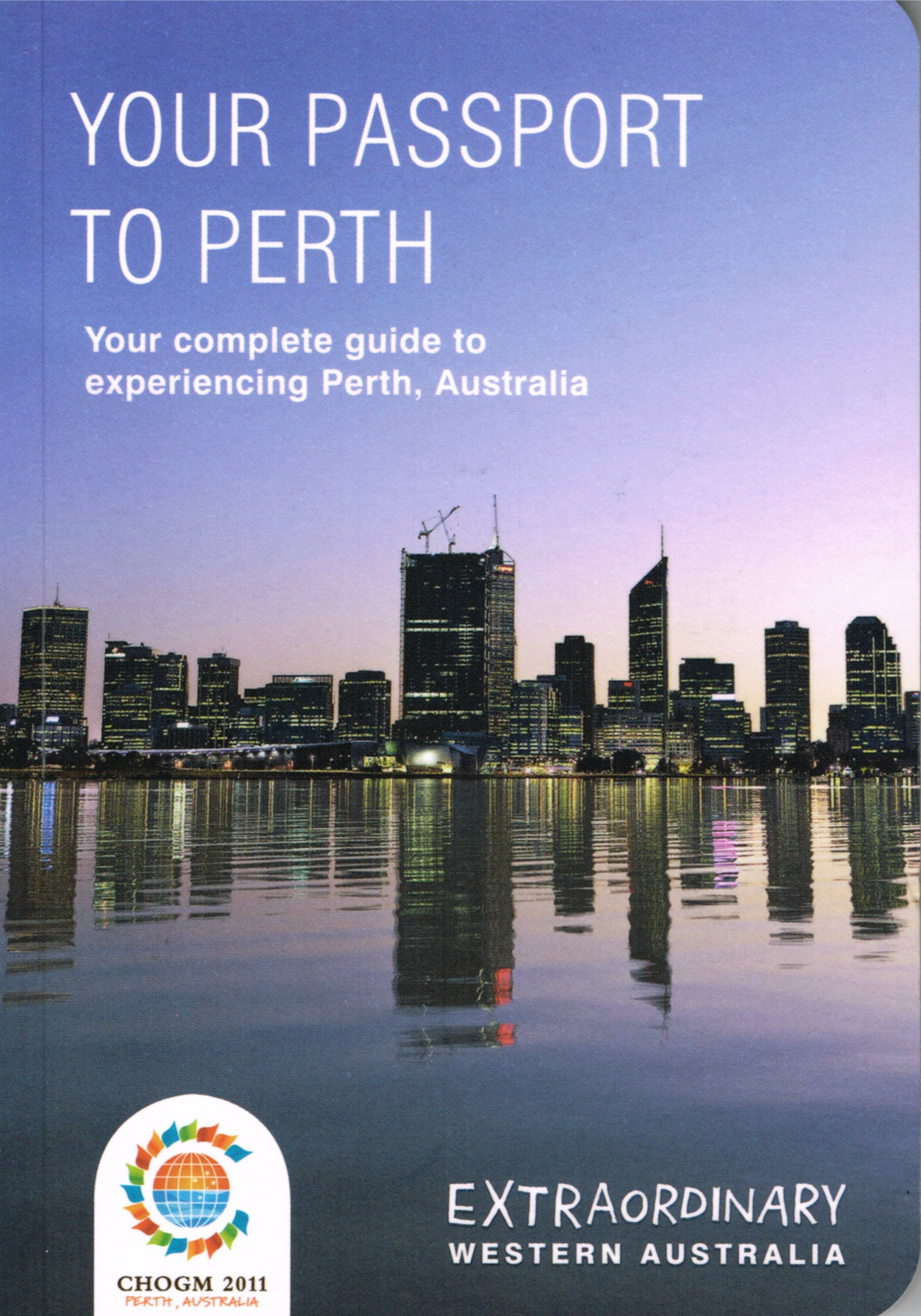 Your Passport to Perth : Your complete guide to experiencing Perth, Australia  Tourism WA