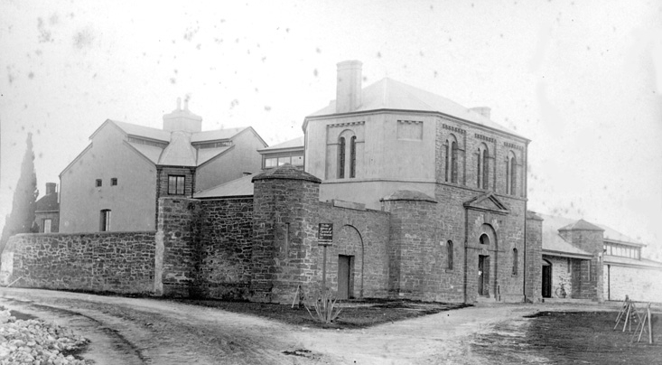 Limbo Street image7_Old Perth Gaol on the corner of Beaufort and Francis Streets, Perth.jpg