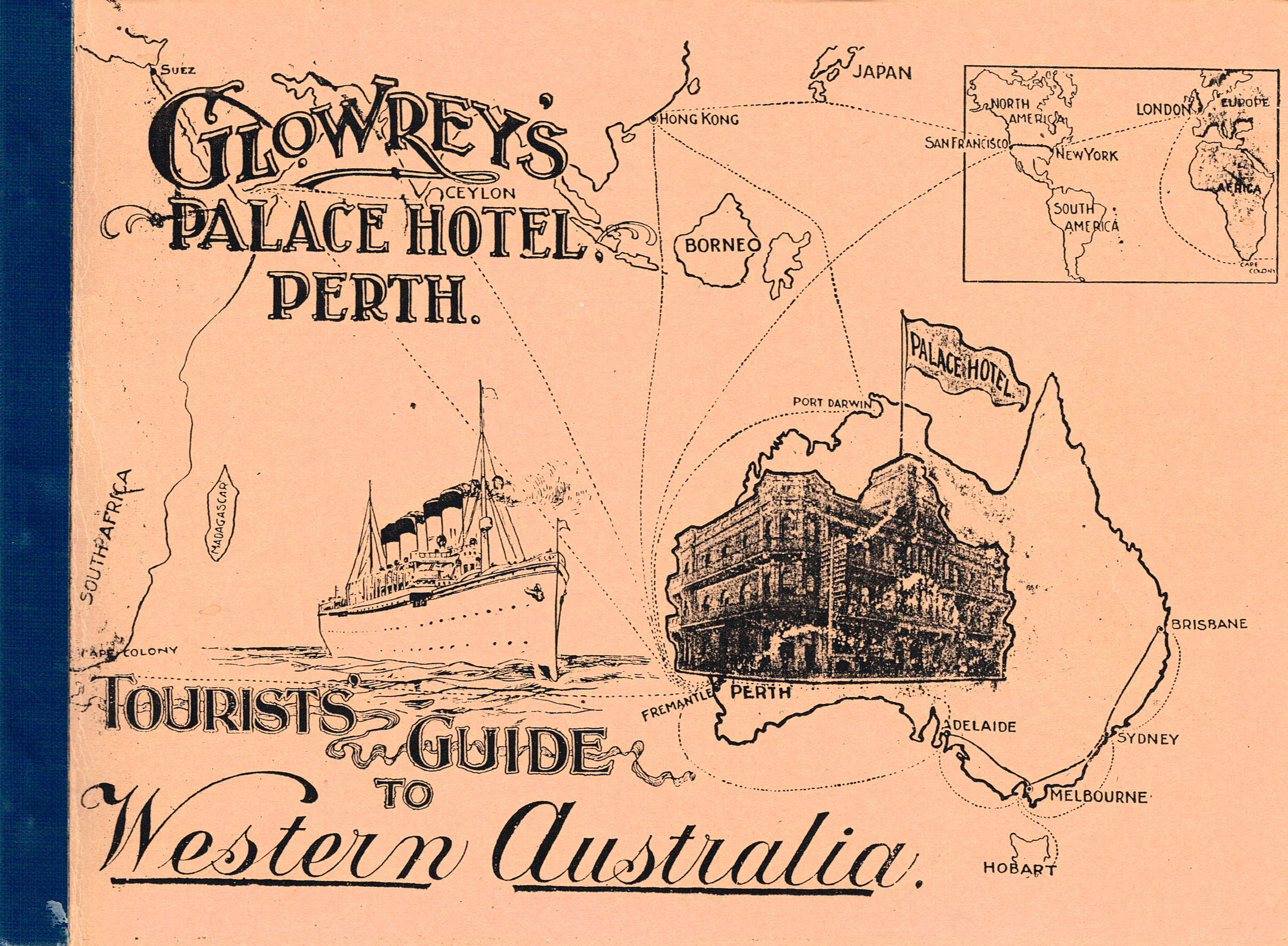 Glowrey's Place Hotel Perth: tourists' guide to Western Australia  N/A.