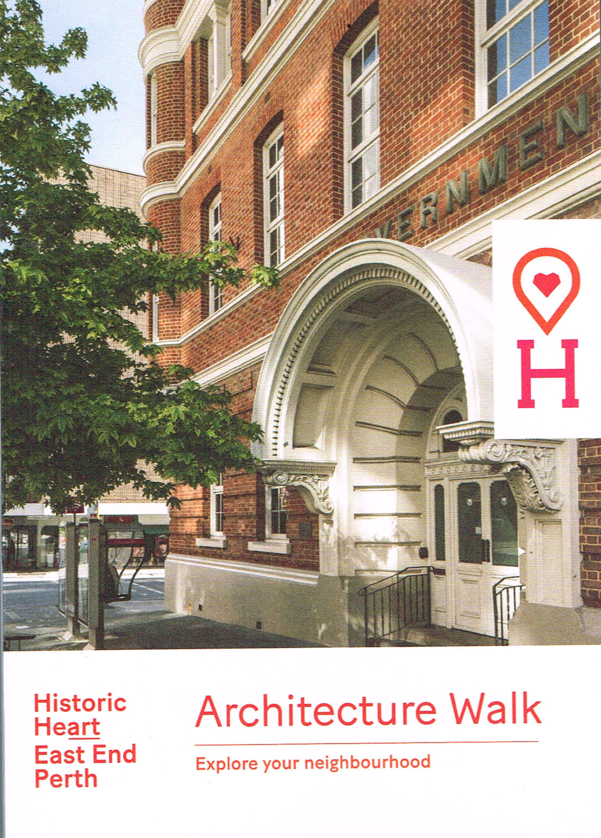 Architecture walk: historic heart East End Perth: explore your neighborhood  Perth Festival.