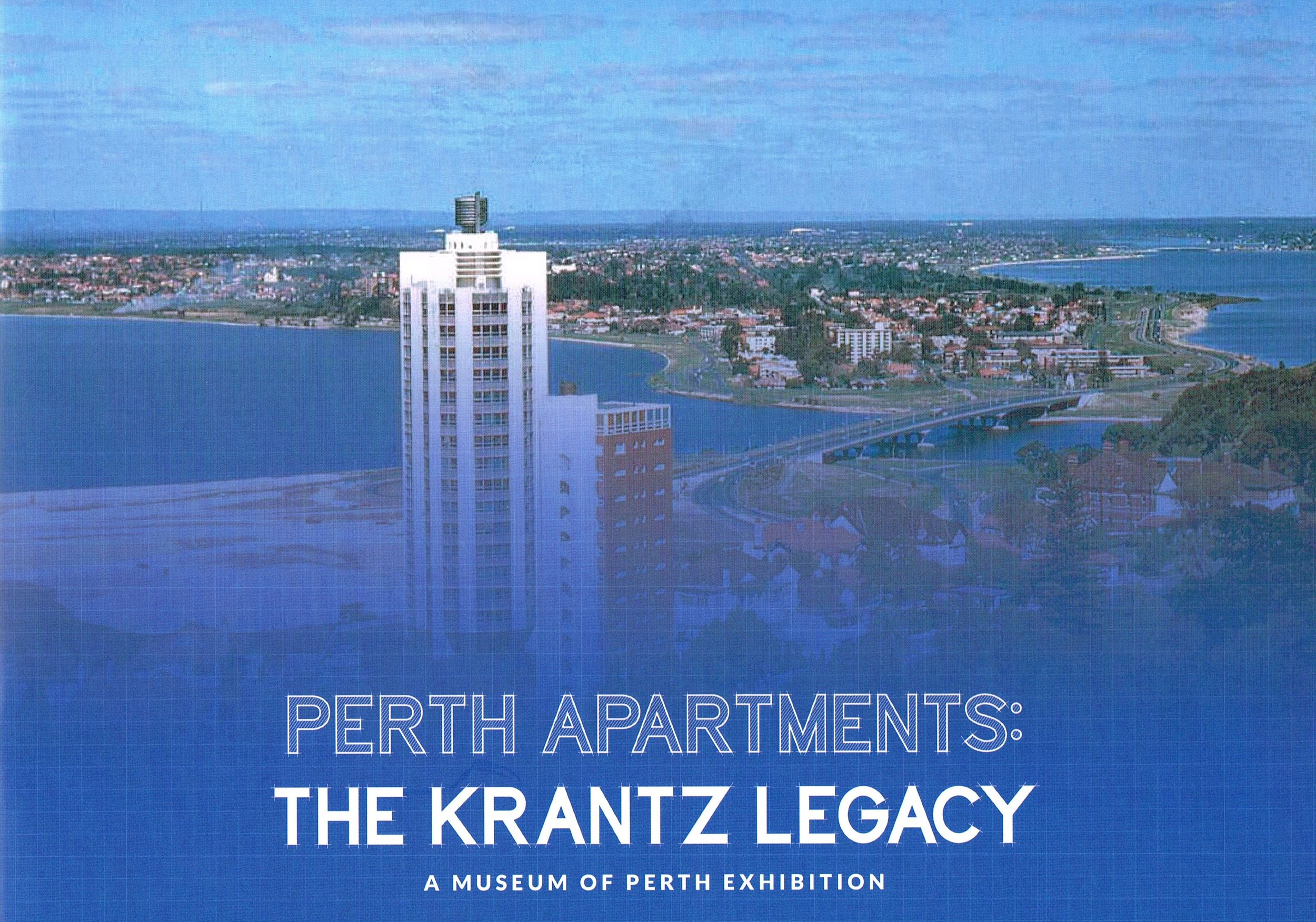 Perth Apartments The Krantz Legacy Booklet Cover