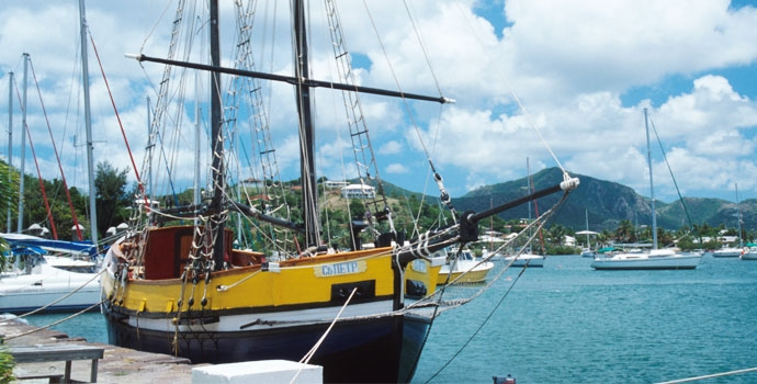 Nelson's Dockyard National Park, Antigua