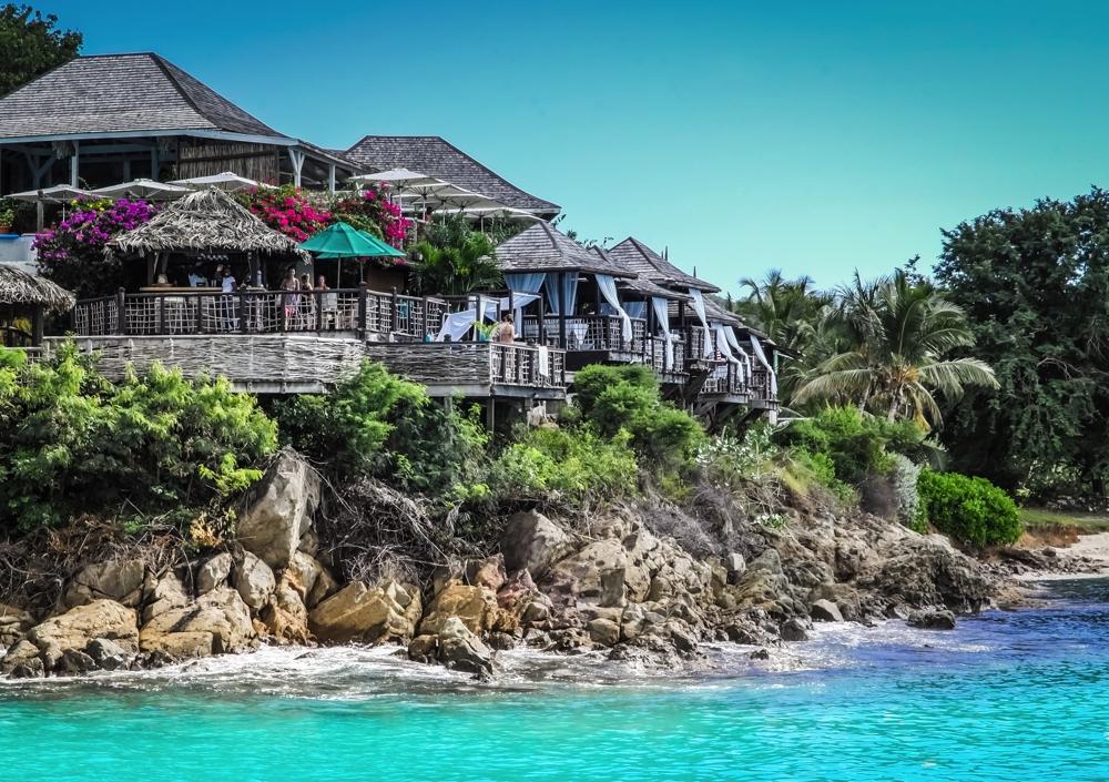 Sheer Rocks- Antigua
