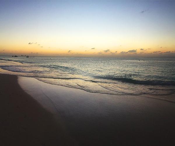 Seven Mile Beach_Sunset_Cayman Islands