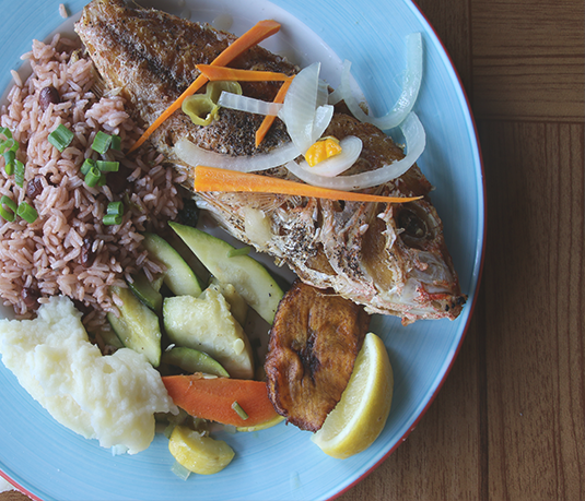 Food_cayman Islands