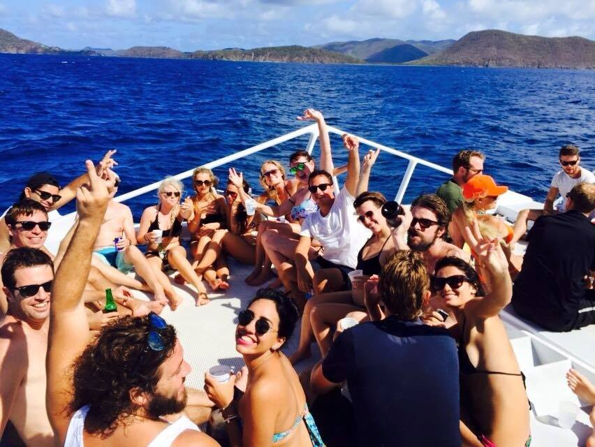 Living in the BVI