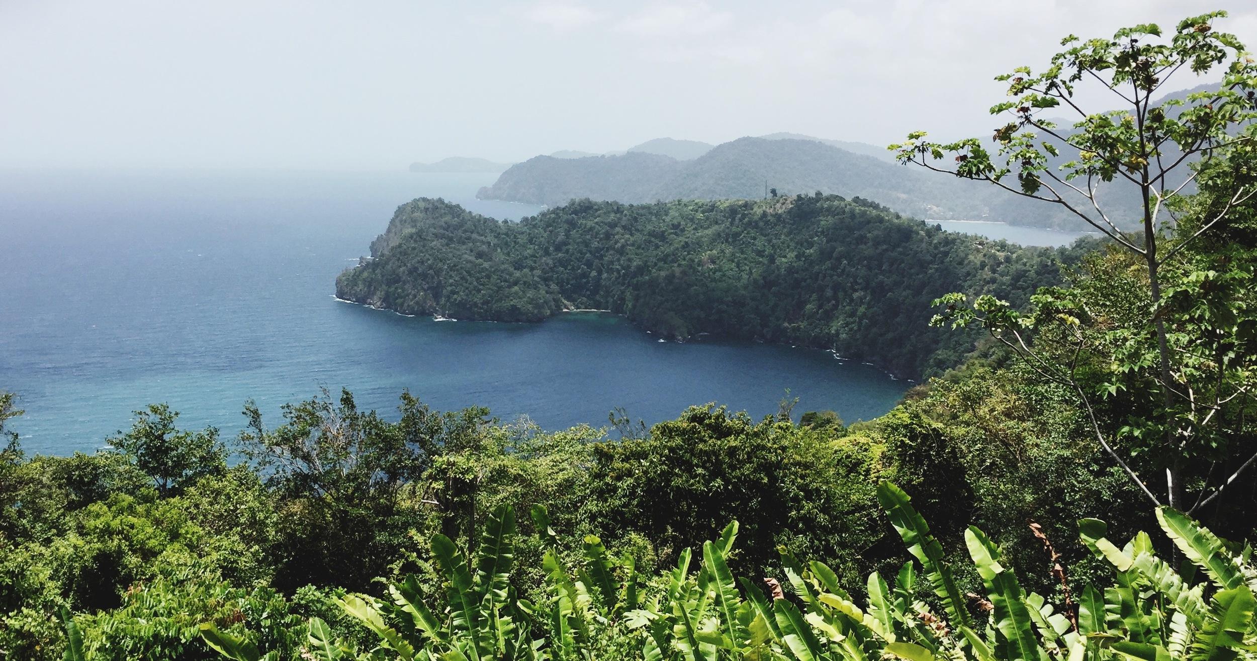 Trinidad & Tobago View