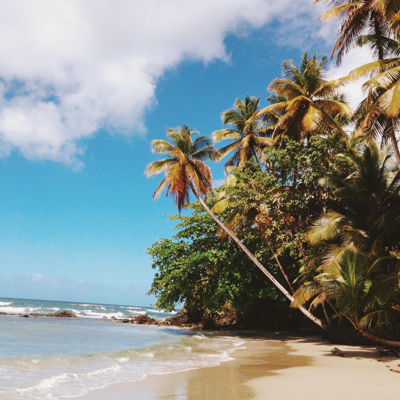 Trinidad & Tobago Beach