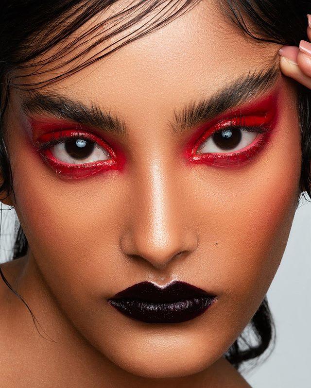 Just one more of @vaibhavilath 😍  Agency | @finesse_models_australia  Hair+Makeup | @moniquejonesmakeup from @artistsatplay_sa  Retouching | @nam_nguyen969
