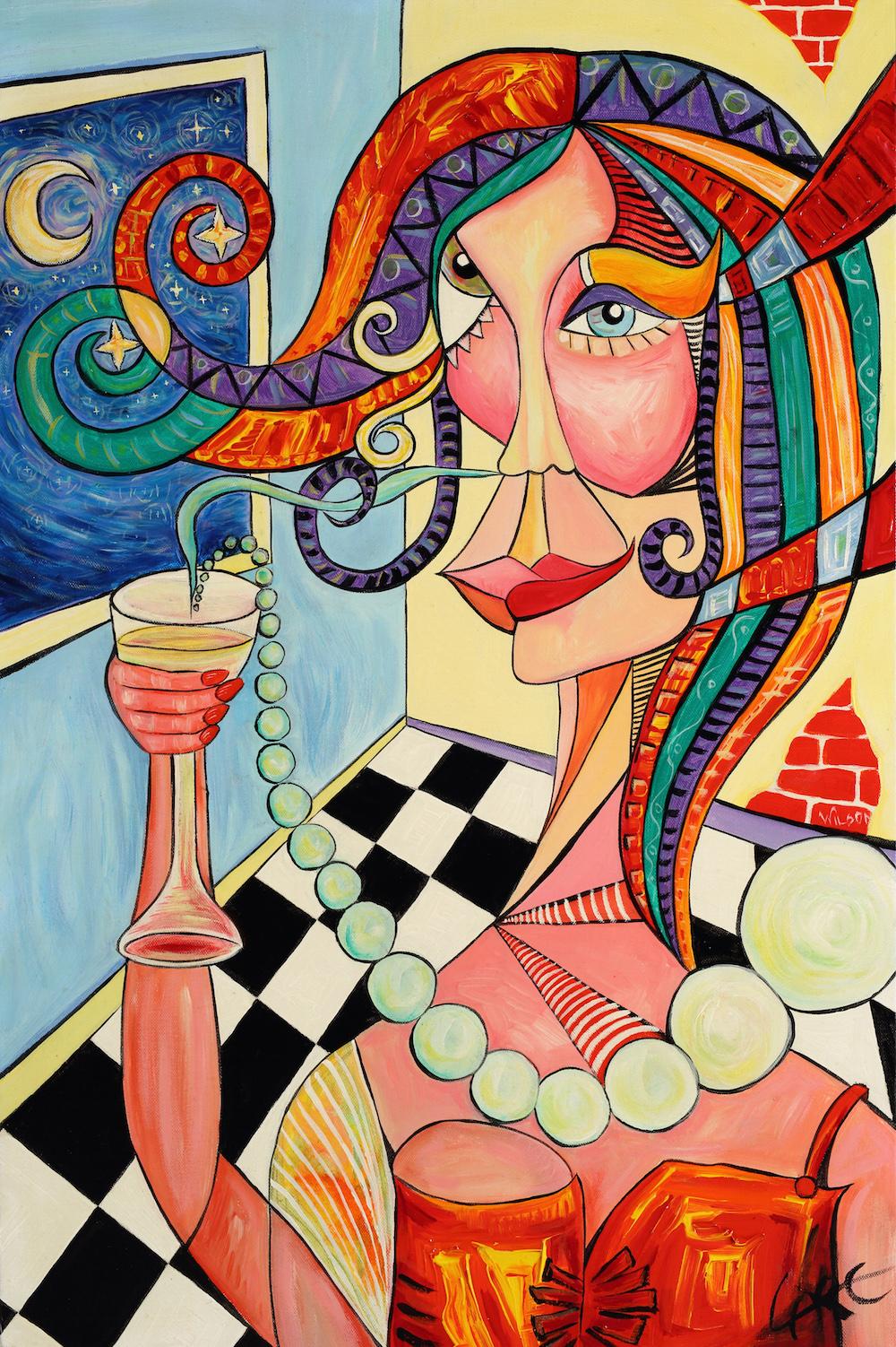 """2014 Care Vaughan """"Queen of Wines"""""""