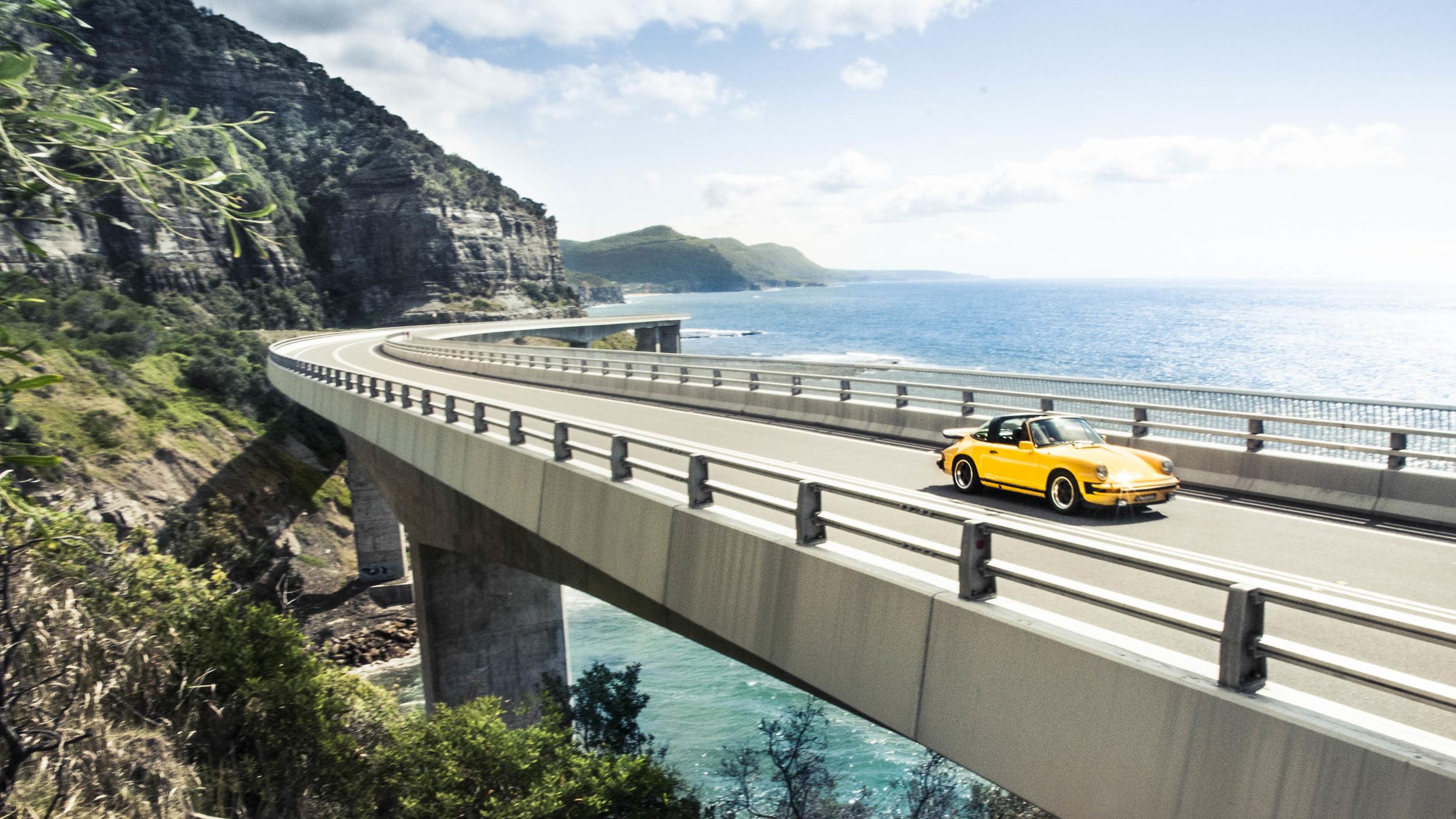 The Porsche 911 Carrera that started the dream