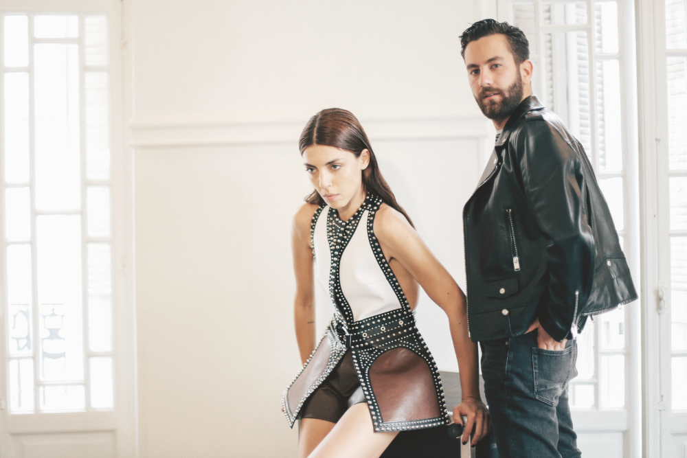 Andriasdose and The Gentleman Blogger for Luisa World