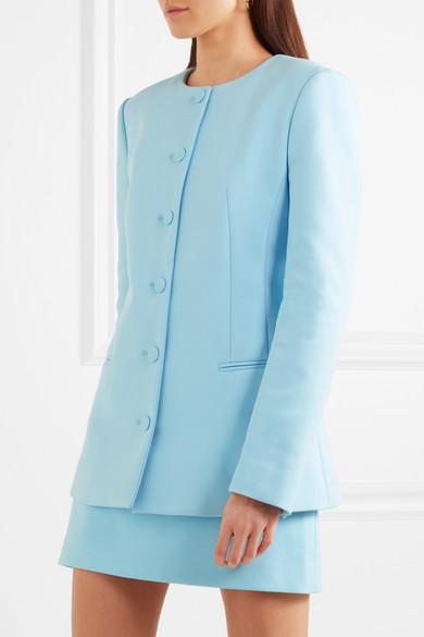 OFF - WHITE  //  Blazer  |  Skirt