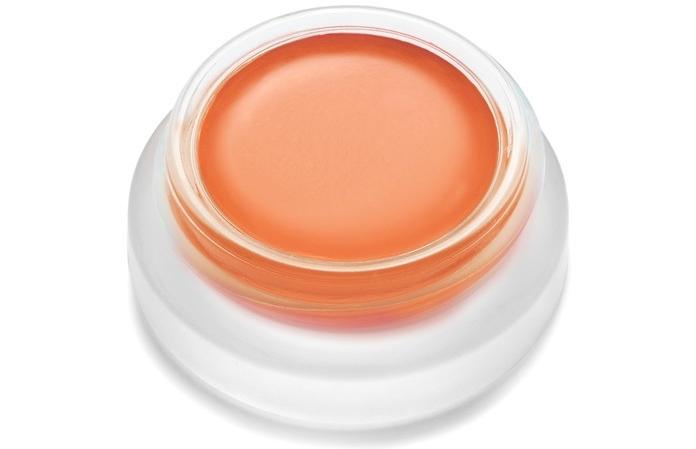 Curious: a bright orange