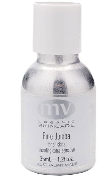 MV Organic Skin Care Pure Jojoba Oil