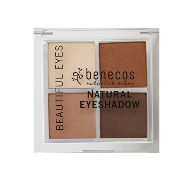 BENECOS QUAD EYESHADOW