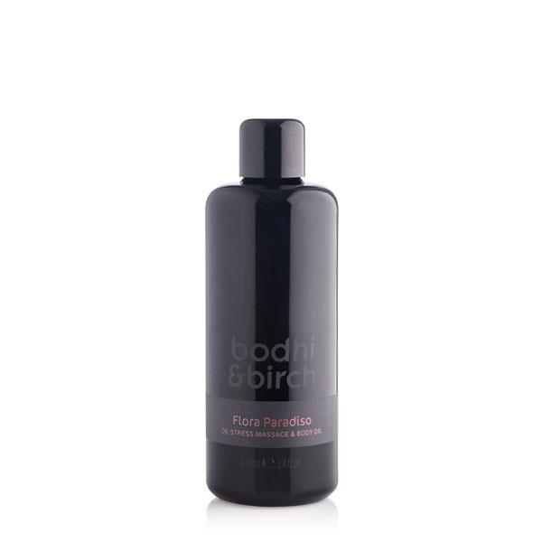 flora paradiso body oil
