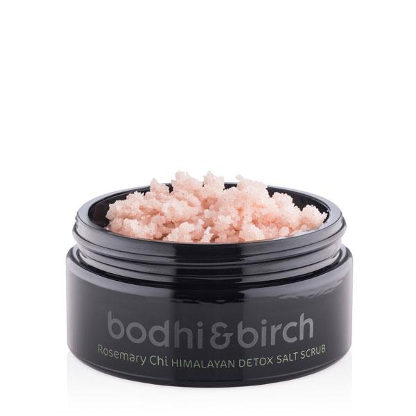 rosemary chi salt scrub