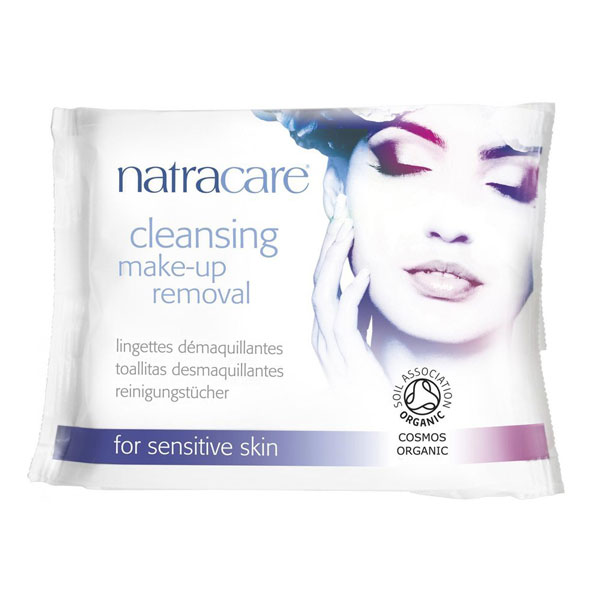 NATRACARE MAKE UP WIPES