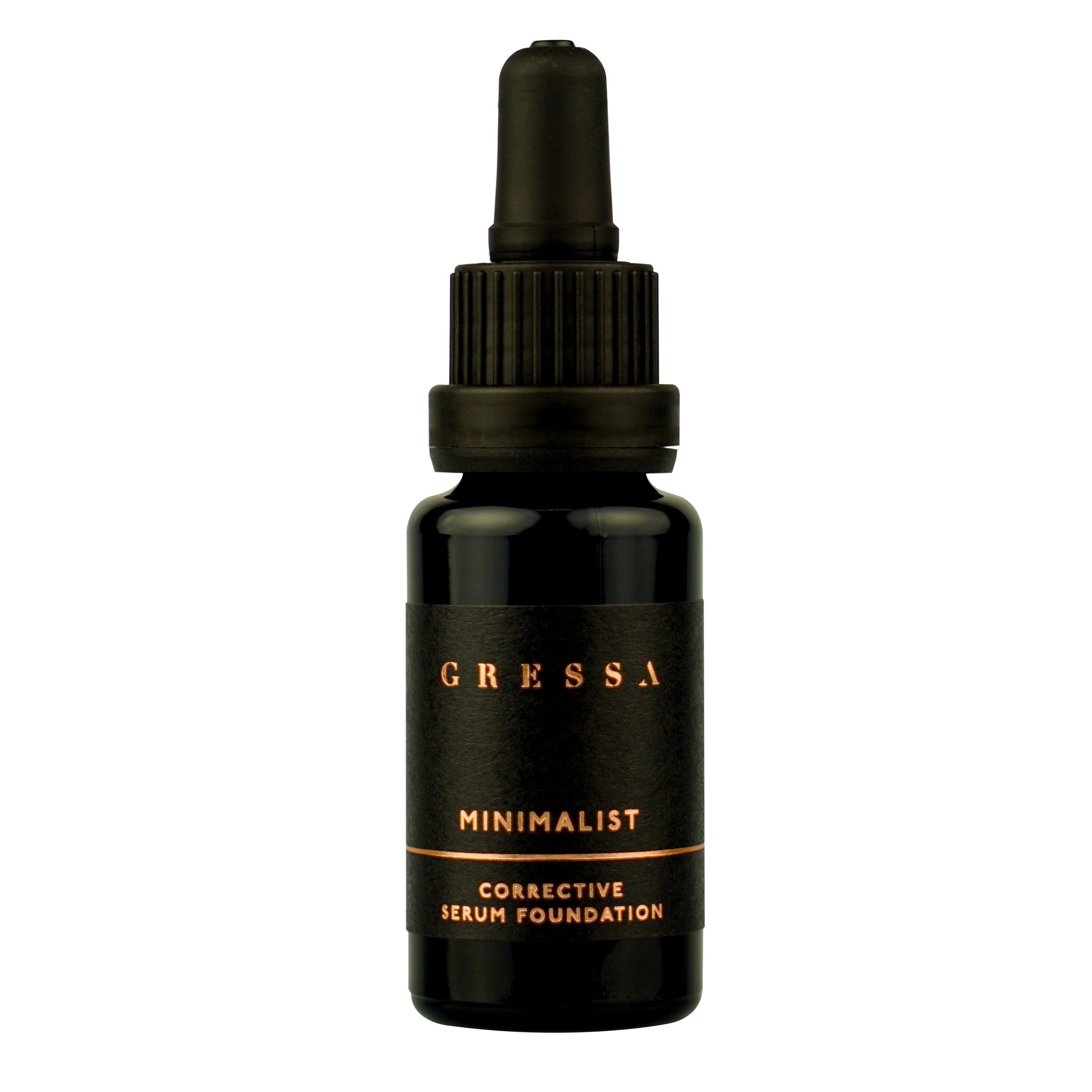 GRESSA MINIMALIST  SERUM FOUNDATION