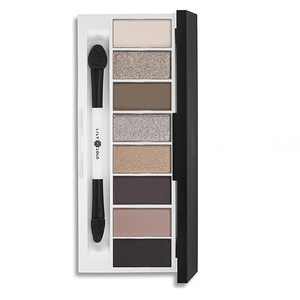 lily lolo metallic eye palette*