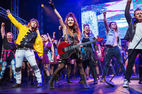 WE WILL ROCK YOU RETURNS!   New shows announced at Quarry Amphitheatre and Mandurah Performing Arts Centre, March 2019.