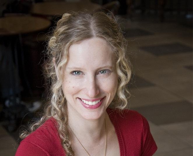 Samantha Stroh Bailey Author Photo