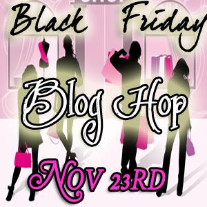 BlackFridayBlogHop2012 with Carrie Ann - Savannah Page author