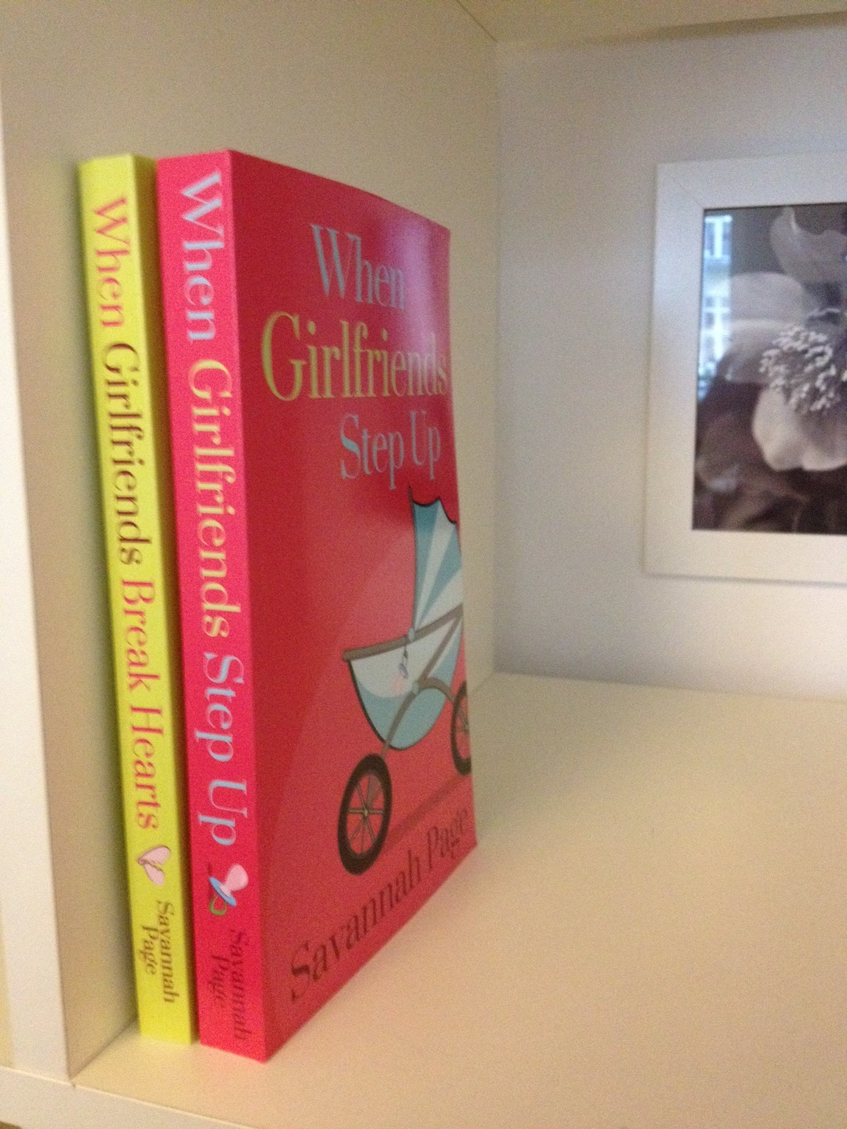 When Girlfriends Books 1 and 2 in Paperback - Savannah Page