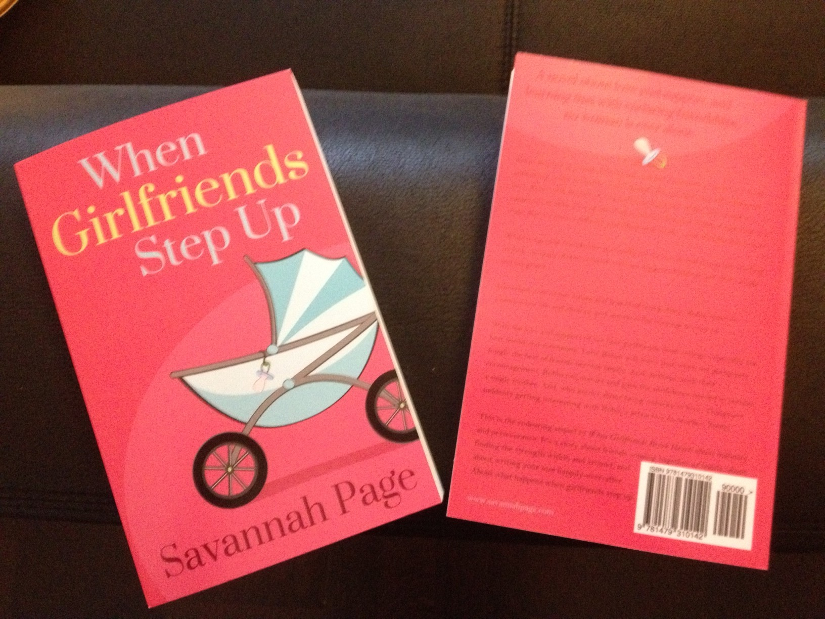 When Girlfriends Step Up Paperback - Savannah Page