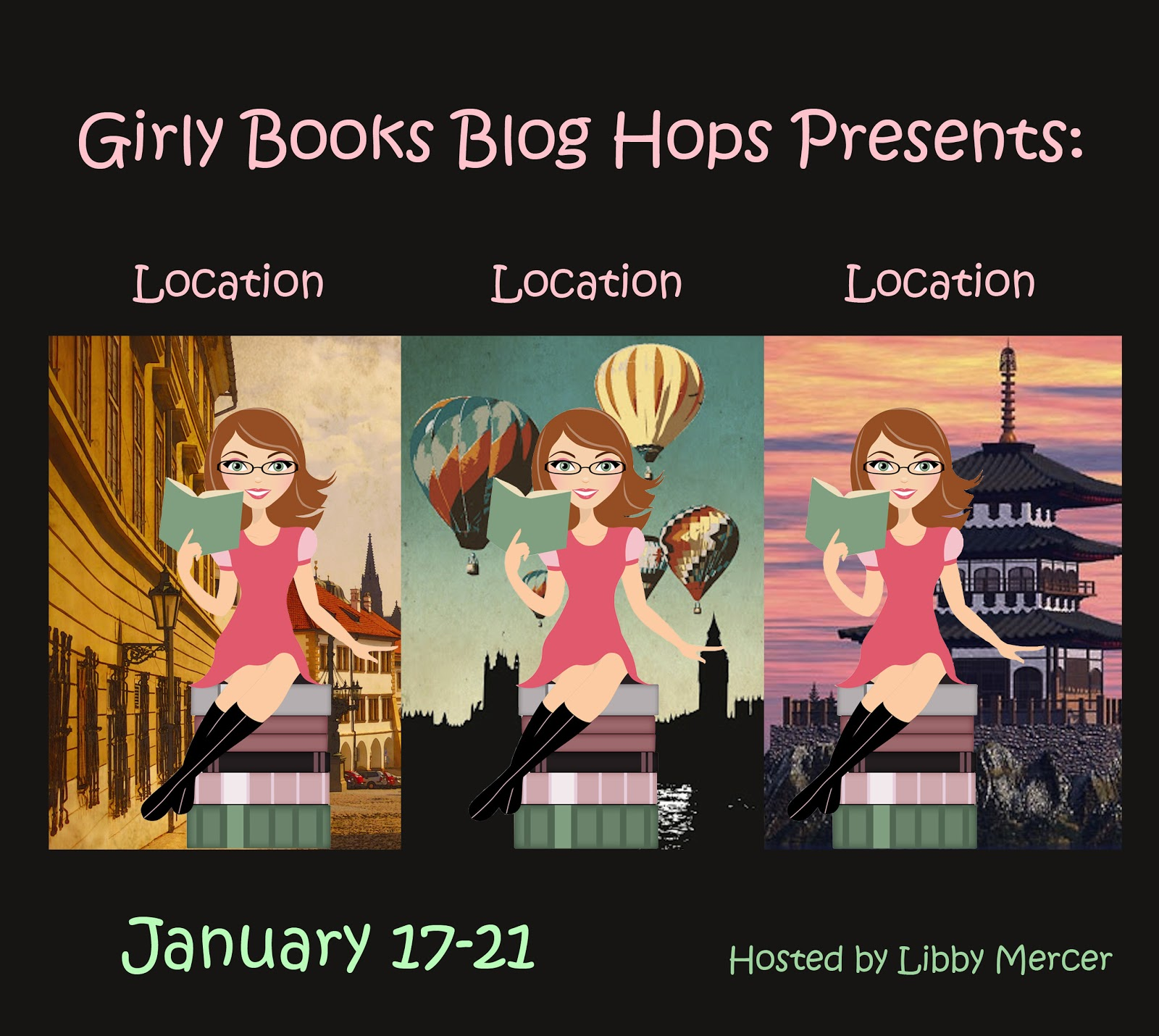 Girly Book Blog Hop with Libby Mercer - Savannah Page