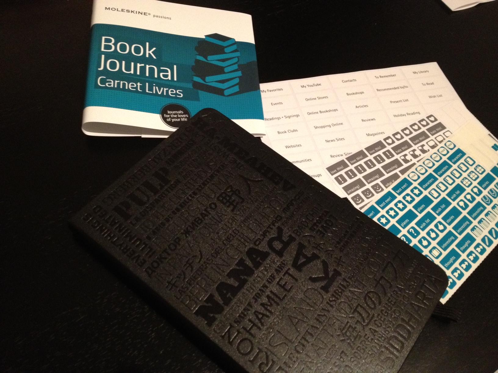 Moleskin Book Journal -  Savannah Page, author