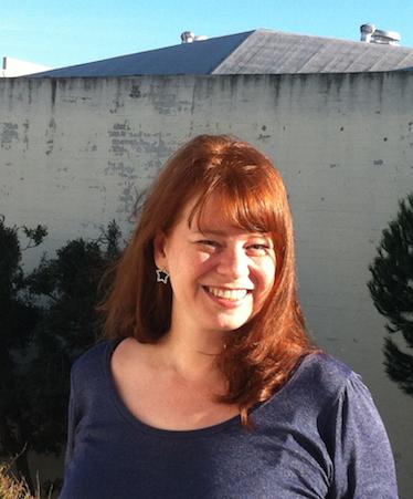 Libby Mercer, author of Unmasking Maya