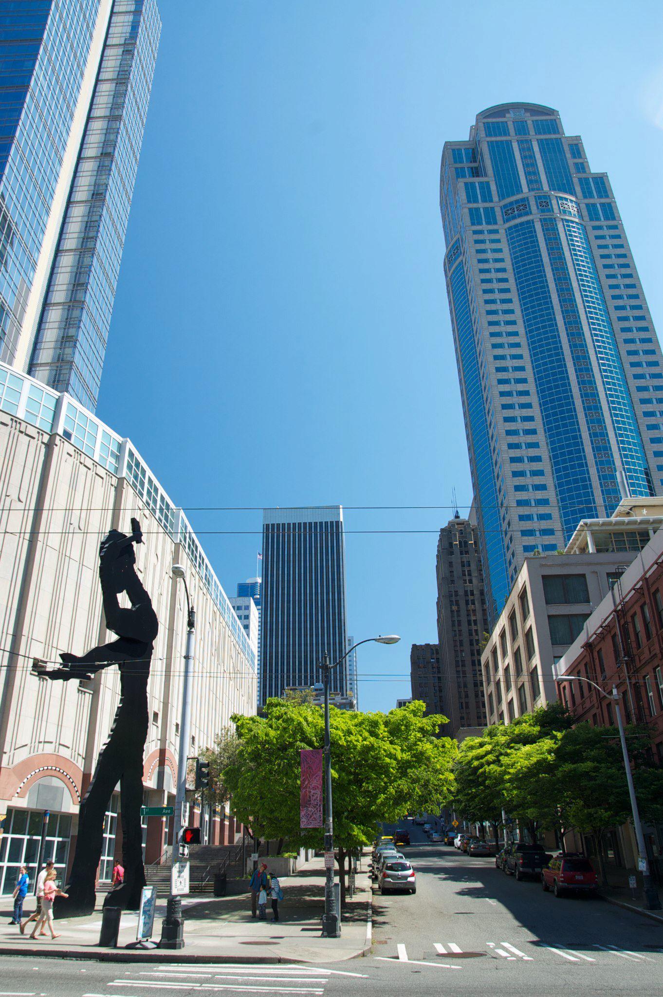 Downtown Seattle - Savannah Page