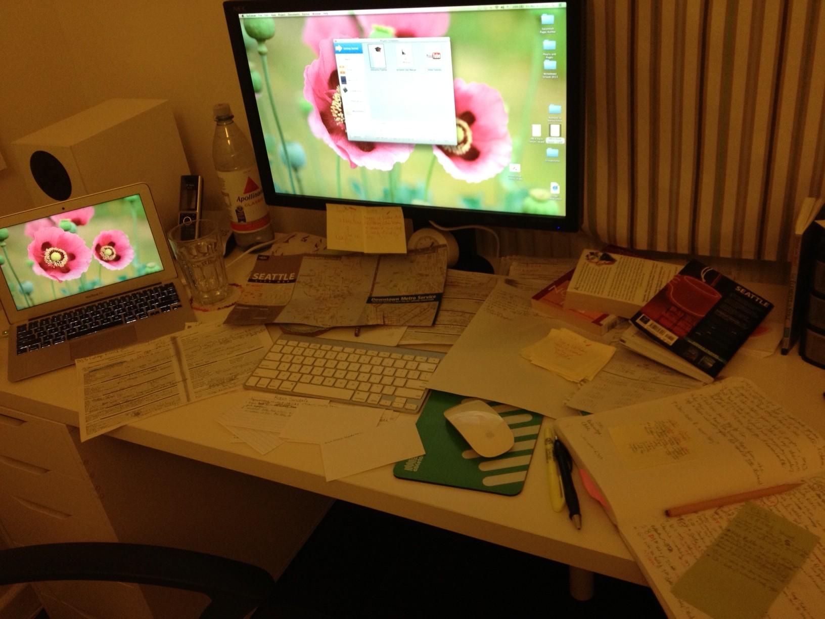 Office - Savannah Page, author